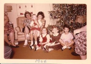 42b- 1964 Christmas on Josephine Street